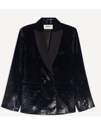 Ba&sh Kartel Blazer In Black