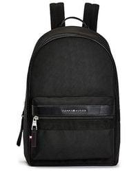 Tommy Hilfiger - Elevated Nylon Backpack Black - Lyst