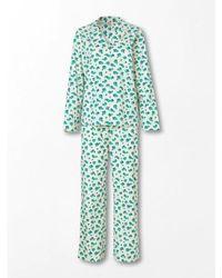 Becksöndergaard Pyjama - Blue