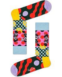 Happy Socks Multicolour Disney Minnie-time Socks