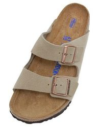 Birkenstock Arizona Bs 0951301 Soft Footbed Taupe - Multicolor