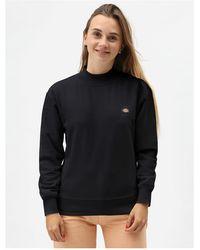 Dickies Black Women Bardwell Sweatshirt