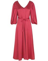 Stine Goya - Marlen Dress Dahlia - Lyst