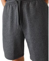 Lacoste Sport Jog Shorts Gh 2136 Holzkohle - Grau