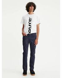 Levi's Jeans slim 511 blu marino baltico