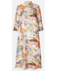 Stine Goya Dean Dress In City - Multicolore