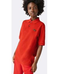 Lacoste Live Shirt - Red