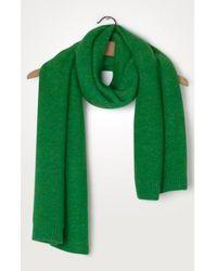 American Vintage Bufanda Zabidoo Pelouse - Verde