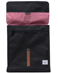 Herschel Supply Co. Sac à dos City 10486-00001 Mid Volume Noir - Multicolore