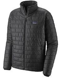 Patagonia Nano Puff Jacket Forge Gray