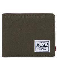 Herschel Supply Co. Ivy Green Hank Wallet - Multicolour