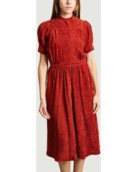 Sessun Kiera Dress - Red