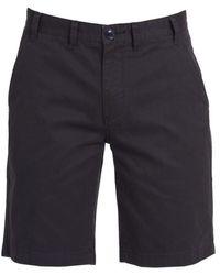 Barbour Pantalones cortos azul marino City Neuston