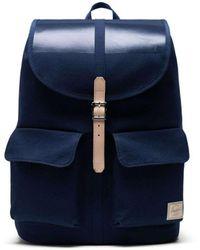 Herschel Supply Co. Dawson Backpack Large Premium Cotton Navy - Blue