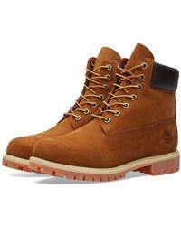 """Timberland 6 """"Premium Boot 72066 - Marrón"""