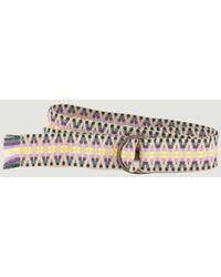 Sessun Ileana Woven Belt - Multicolor
