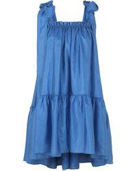Stine Goya Vestido Serena Azul