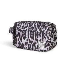 Herschel Supply Co. Snow Leopard Chapter Travel Carry On Bag - Grey