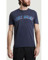 Essentiel Antwerp Camiseta azul marino Lost Angel