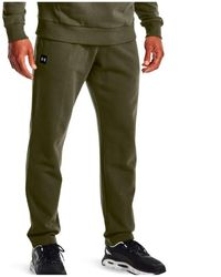 Under Armour Pantalones vers Rival hombre - Verde