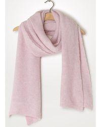 American Vintage East Lilac Scarf - Pink
