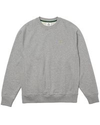 Lacoste Felpa China Grey Muraille T32 - Grigio