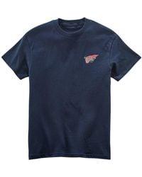 Red Wing Camiseta Heritage Logo Azul Marino