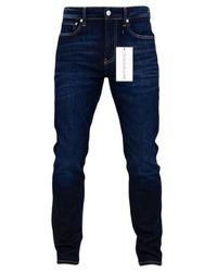 Calvin Klein Https://www.trouva.com/it/products/calvin-klein-ckj-058-slim-tapered-jeans-prime-blue