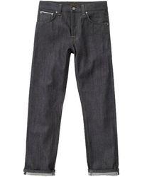 Nudie Jeans - Dry Deep Sleepy Seize Jeans - Lyst