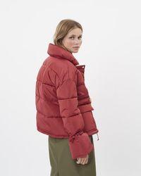 Minimum Outerwear Fannie - Red