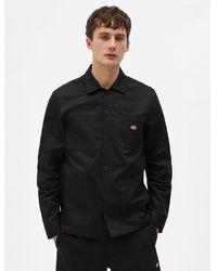 Dickies Camisa Funkley Negra - Negro