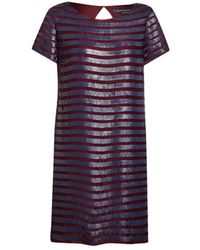 French Connection Https://www.trouva.com/it/products/french-connection-satelite-sequins-dress - Viola