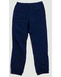 Patagonia Pantalon Baggies Marine - Bleu