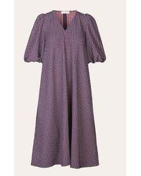 Stine Goya Grille de robe extensible Mavelin - Violet