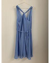 Minimum Mini abito greco Melly blu