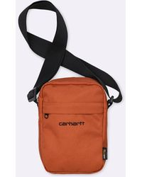 Carhartt Riñonera Payton Canela / Negro - Multicolor