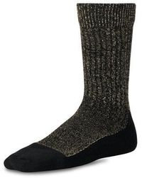 Red Wing Black Capped Wool Sock