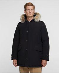 Woolrich Polar Parka Black