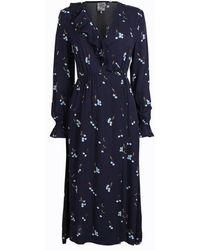 Baum und Pferdgarten Annamay Dress Blue Cherry