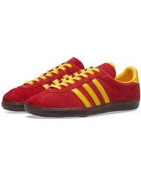 adidas X Spezial Spiritus SPZL CG2923 - Rojo