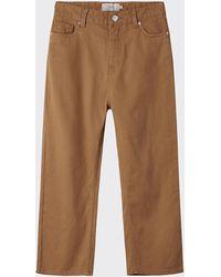 Minimum Jeans Tamauli - Marrón