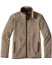 Patagonia Pale Khaki Better Jumper Jacket - Multicolour