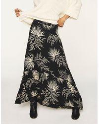 Ba&sh Edna Long Skirt – Black
