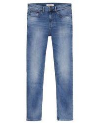 Tommy Hilfiger Jeans Scanton Slim Jeans Wilson Stretch Azzurro - Blu