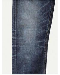 Nudie Jeans L32 Fearless Freddie Jeppe Replica Jeans - Blu