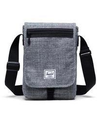 Herschel Supply Co. Herschel Lane Petit sac de messager Corbeau Crosshatch - Multicolore