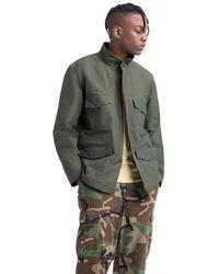Herschel Supply Co. Dark Olive Field Jacket - Green