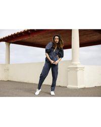 M.i.h Jeans Pantalon Draxton Bleu