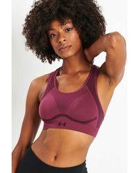 Under Armour Https://www.trouva.com/it/products/under-armour-vanish-mid-sports-bra-purple - Multicolore