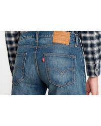 Levi's Pantaloni 511 Slim Cioccolato Cool Uomo - Blu